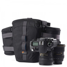 Free Shipping Lowepro Outback 200 Outback 100 Digital SLR Camera Photo Beltpack Bag/Case Waist Holder(China)