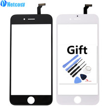 Netcosy Touch Screen Digitizer Front Touch Panel Glass Lens TouchScreen for iPhone 6 Plus 6Plus & Tools Phone Accessories(China)