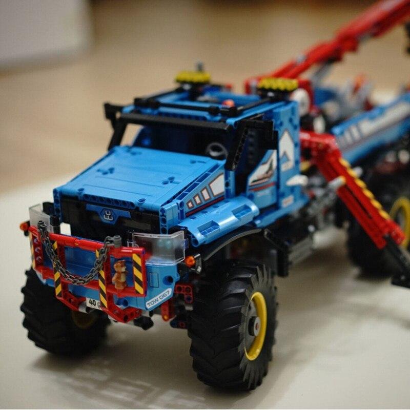 IN-STOCK-H-HXY-20056-1912Pcs-The-Ultimate-All-Terrain-6X6-Remote-Control-Truck-Set-Lepin (2)