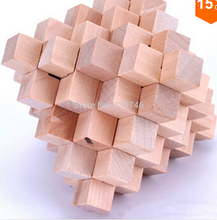 Free shipping education toys Puzzles Toy 32 Sticks Large Pineapple Balls Kong Ming Lock christmas gift