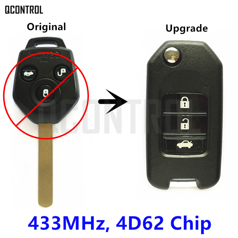 Car Transmitter Alarm Remote Key for 2012 2013 2014 2015 2016 2017 Subaru Legacy