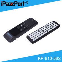 [Free DHL] Original iPazzPort KP-810-56S Mini Wireless Bluetooth Keyboard for Apple TV 4 High Quality - 40pcs