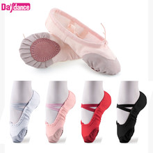 Girls Kids Pointe Shoes Dance Slippers High Quality Ballerina Practice Shoes  For Ballet(China) ae15104951df