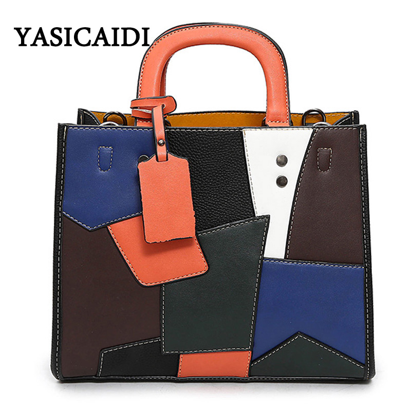 Luxury Handbags Women Bags Designer Brand Famous Handbag Pu Leather Fashion Shoulder Bags Satchel Ladies Tote Hand Bags<br><br>Aliexpress