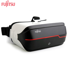 Fujitsu Original 3D Glasses-virtual-reality Cheap VR/AR Devices Binocular Cardboard Immersive for Video and Game with Bluetooth