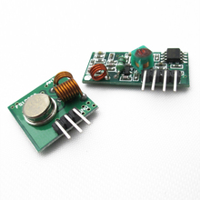 Buy 1Lot= 5 pair, 10pcs 433Mhz RF transmitter receiver Module link kit WL diy 433mhz wireless for $2.92 in AliExpress store