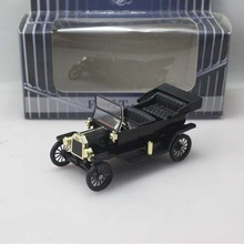 AUTOS De Epoca 1:43 Ford T-1914 COLECCION Classic Cars Convertibles Classic Toys Collections Gifts Diecast(China)