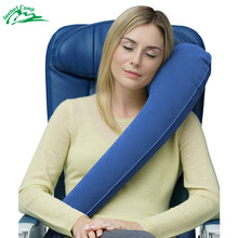 Jeebel outdoor Ultimate Travel Pillow Neck Pillow Ergonomic Patented Adjustable for Airplanes Trains  Napping Camping sleeping