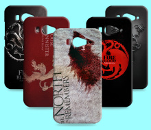 Ice and Fire Cover Relief Shell For Xiaomi Mi2 M2S Mi2S M3 Mi3 Mi5 Cool Game of Thrones Phone Cases For Xiaomi Mi6(China)
