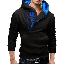 Famous Brand Fanshion Mens Hoodies Long Sleeve Pullover Hoodies Men's Clothes  Men Hooded Sweatshirt Supreme Hoodie MT076