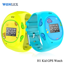 Wonlex Children GSM GPRS GPS WIFI Positioning Locator Tracker Anti-Lost Safe Kids GPS Watch for iOS Android Setracker APP