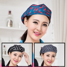 2017 Women Chef Uniform Women Chef Uniform Promotion Sale Cotton Accessories New Hat