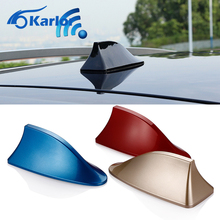 Car Shark Fin Radio Antenna Auto Car Accessories for Kia Rio 3 K2 Ceed Sportage Cerato Sorento Soul K3 Optima Accessories