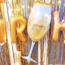 New Foil Champagne Cup Beer Bottle Helium Balloons For Birthday Wedding Party Decoration Large Size Inflatable(China)