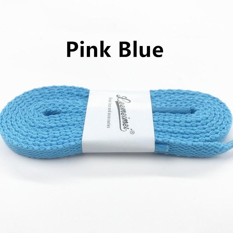 pink blue