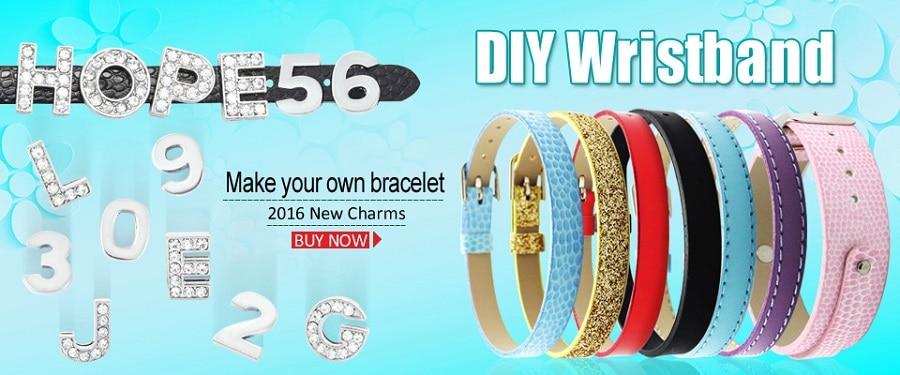 20pcs Faux PU Leather Sparkle Band Bracelet Wristband Fit 8mm DIY Slide Charm