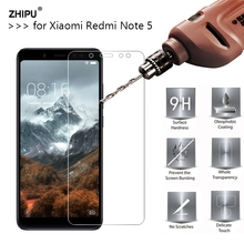 Buy 2.5D 0.26mm 9H Premium Tempered Glass Xiaomi Redmi Note 5 Screen Protector Toughened protective film Redmi Note 5 for $1.49 in AliExpress store