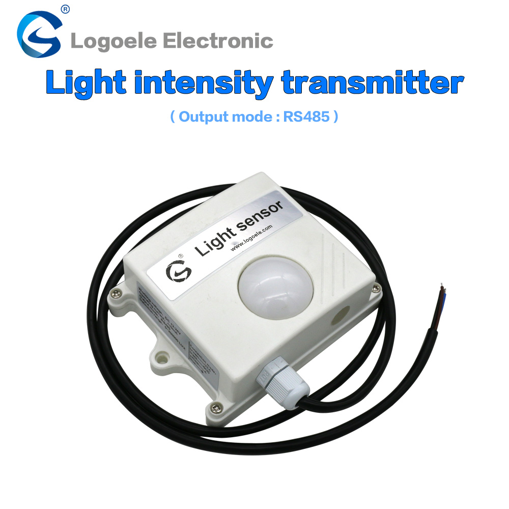 High quality controllers, light intensity transmitter, RS485 / Serial out  / 0-5V / 0-10V / 4-20mA  output Infrared sensors<br>