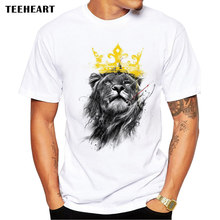 Buy Funny printed brand t shirt men 2017 new summer o-neck short sleeve Modal t-shirt men funny tee shirts homme cool tops la318 for $8.15 in AliExpress store
