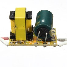 3X1W LED Power Driver Light Lamp Power Supply AC 85-265V 300mA Constant Current Modules Modules Useful Tool Tools(China)