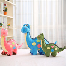 New Sale 35CM Plush Dinosaur Stuffed Animals Plush Stuffed Dolls Baby Toys Children Birthday Funny Gifts Brinquedos HT3621