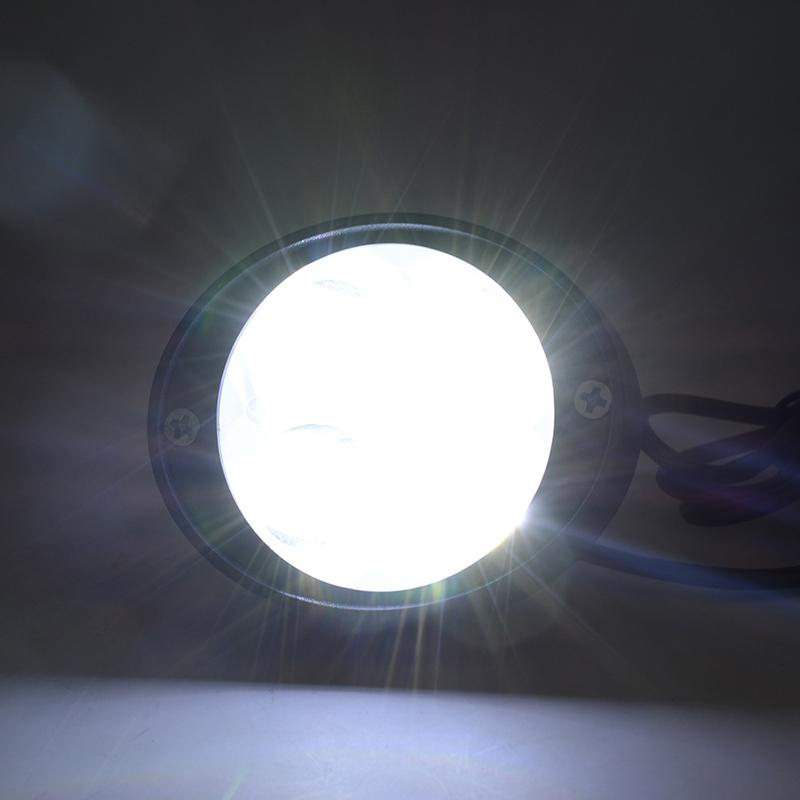 light on 2