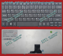 New Original For Acer Aspire 1810 1810T 1810TZ black laptop keyboard US Free shipping