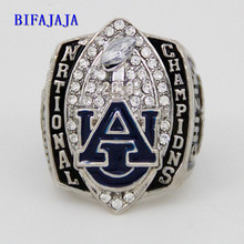 BIFAJAJA Drop Shipping NCAA 2010 harimau Auburn Football kejuaraan nasional championship ring  collection Jewelry Statement