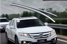 For Honda Accord Crosstour 2011-2017 Roof Racks Auto Luggage Rack High Quality European Version Aluminum/ABS Paste Installation