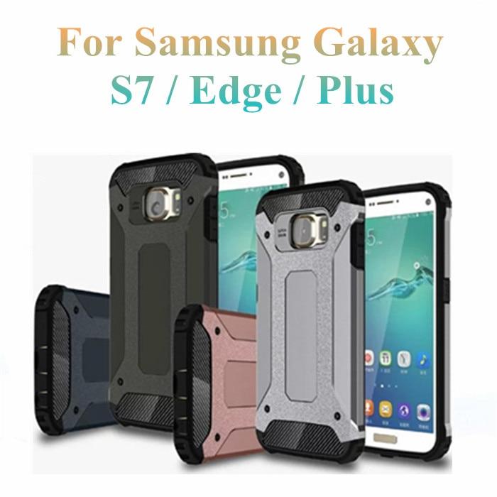 Hybrid Durable Armor font b Case b font For font b Samsung b font Galaxy S7