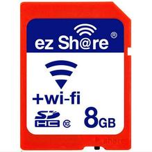!High Quality Original EZ Share Micro SD Card Adpater Wifi wireless 8G 16G 32G Memory Card TF Card Micro SD Card Reader(China)