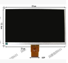 "(Ref:HW8004800F-4D-0A-20) 9"" 9inch LCD LCM Display PANEL screen For Allwinner A13 Q9 Q90 Tablet PC Free shipping(China)"