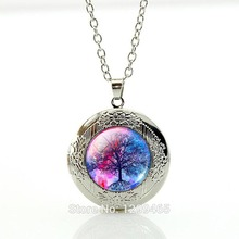 Live tree jewelry Hot-Selling  Necklace  Christianity personalized gift for men and women choker statement locket pendant N354