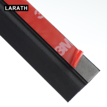 Z type car door rubber seal insulation noise auto rubber door seal rubber strips for doors seal for car for auto(China)
