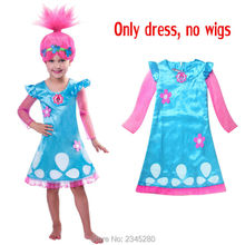 Cartoon Dresses For Girls Christmas New Year Costumes Kids Princess Robe Children Paillette Dress Party Carnival Cute 4-12 Years