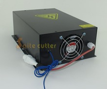 80W 100W High Voltage Laser Power Supply CO2 Sealed Laser Tube Engraver Cutter(China)