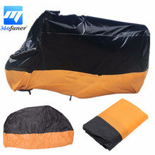 M/L/XL/XXL Motorcycle Cover Waterproof Outdoor Uv Protector Bike Rain Dustproof Motorbike Motor Scooter