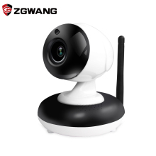 ZGWANG Mini Wi-fi Video Baby Monitor IP Camera 4x Optical Zoom Night Vision CCTV Camera 2MP Wireless Surveillance Camera(China)