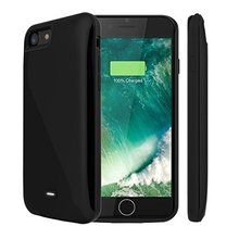 For iPhone 7 Plus Battery Case Thin , Funda For iPhone 7 Plus External Juice Pack Charger Case 7300mAh Portable Charging Case
