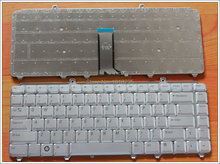 New Laptop Keyboard for Dell Inspiron 1420 1520 1521 1525  NK750 R1-5-B08 PP29L FOR Dell XPS M1530 XPS M1330