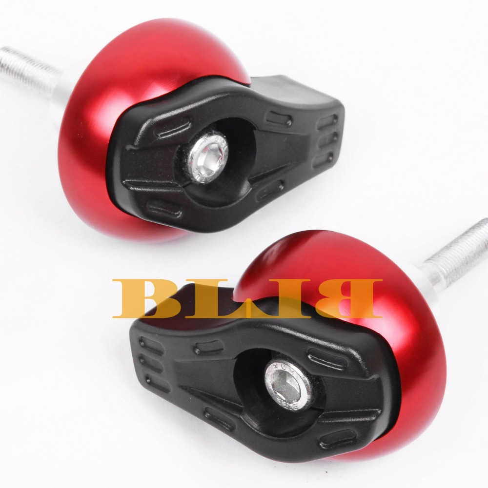CNC Motorcycle Accessories Frame Sliders Crash Protector Falling Protection For Yamaha YZF R1 2002-2003  High quality<br><br>Aliexpress