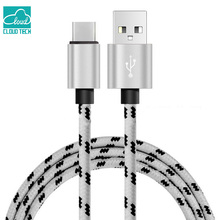 CloudTech USB 3.1 Type C to Type C Cable Premium  Aluminium Casing USB-C Data Cable for New macbook Chromebook Pixel One