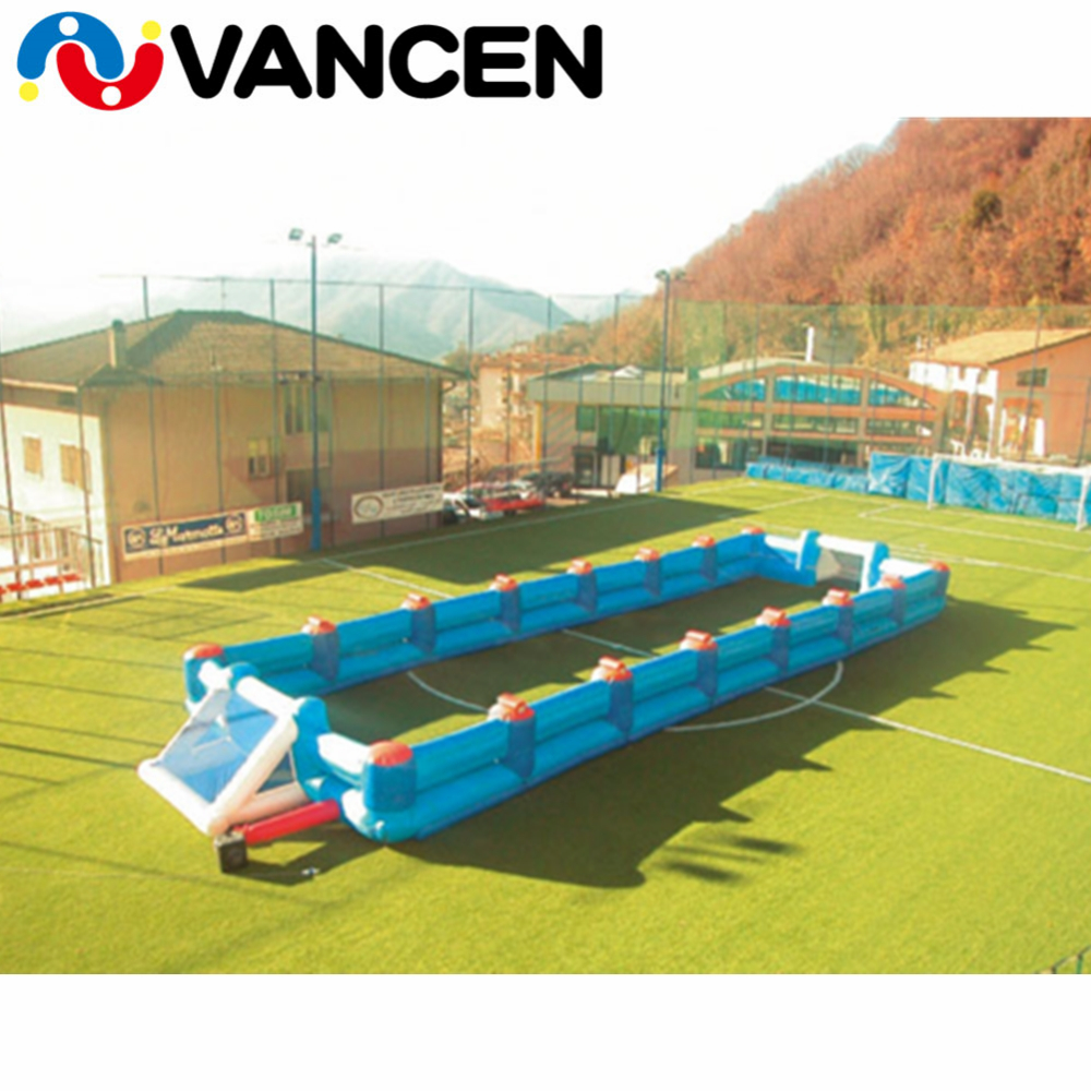 inflatable soccer field55