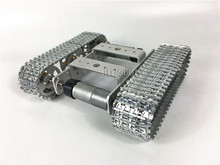 mini Tank car T101,Alloy Chassis/Frame,Metal track,for Programing teaching,robot education,modification,DIY,tank model