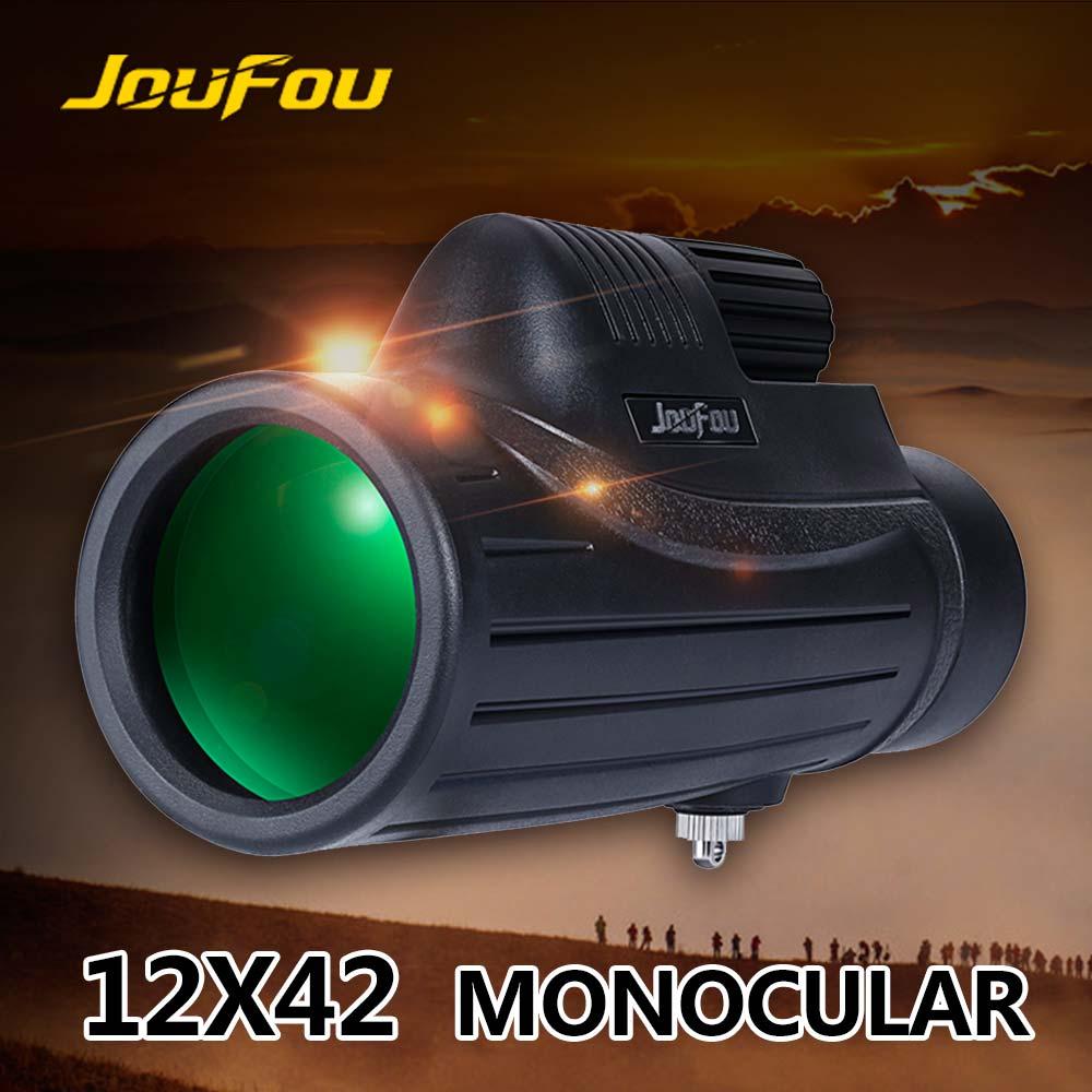2016 NEW Wind shadow series JouFou 12X42  HC Coating MA2-1242A Monocular Telescope  Free shipping<br><br>Aliexpress