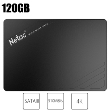 Original Netac N530S SSD 240GB 120GB Internal Solid State Drive With 2.5 inch SATAIII Interface Faster than HD Hard Drive HDD