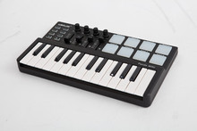Panda MINI 25 Keys Professional MIDI Keyboard Controller Drum(China)