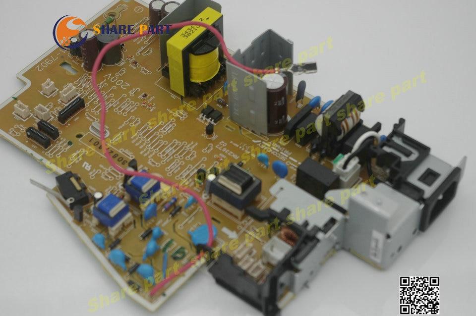1X New Controller PCB 220V RM1-7902-000 for HP M1132 M1136 M1212 M1213 M1214 M1216/M1217mfp<br><br>Aliexpress