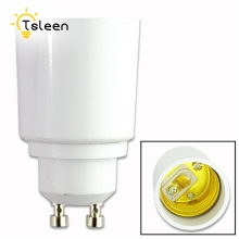 TSLEEN TD E14 Male MR16 B22 E27 Female GU10 G9 E17 To E11 Female LED CFL Light Lamp Fitting Bulb Socket Adapter Converter EB3391(China)