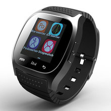 Foreign trade selling M26 Bluetooth smart watch mobile phone partner smart wearable motion meter